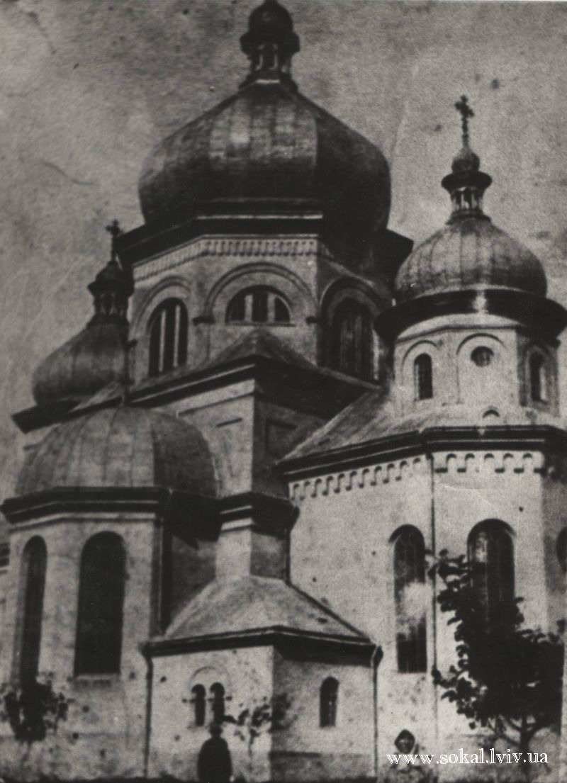 c.Поториця, Церква с.Поториця
