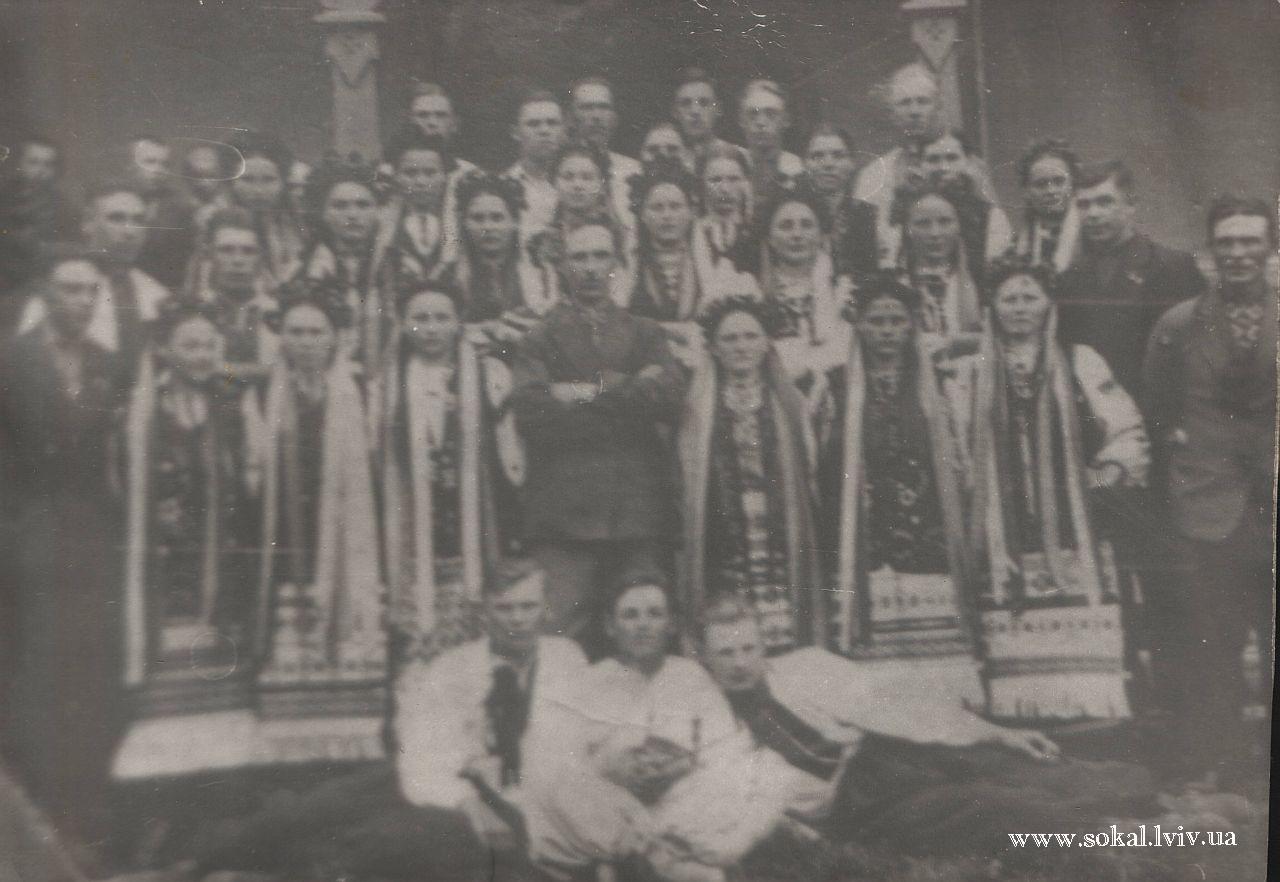c.Поториця, Церковний хор с.Поториця