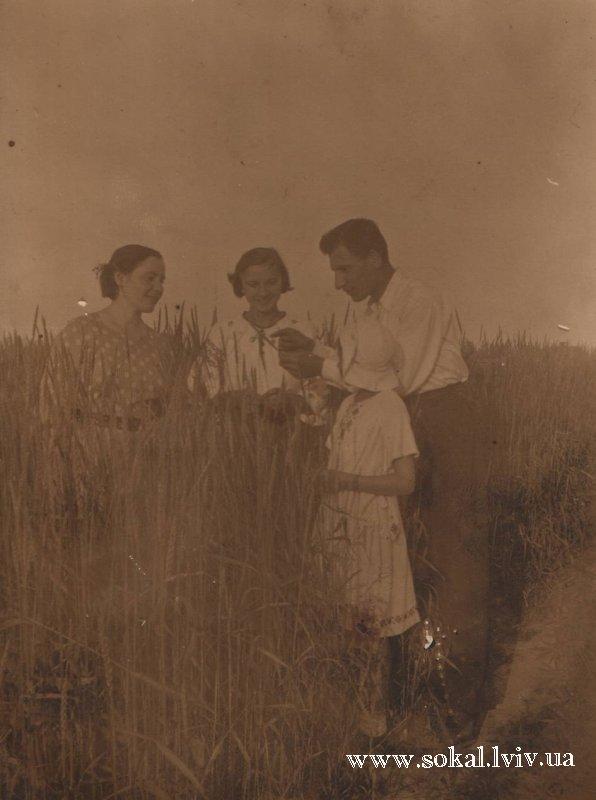 c.Перемисловичі, Родина Воробій