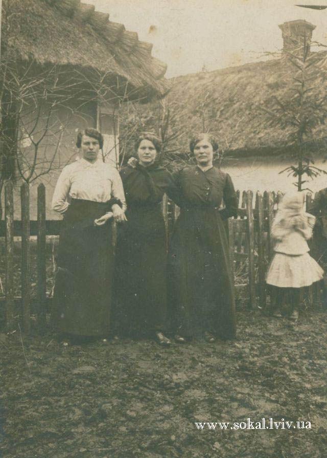 c.Забужжя, Міщанкив центрі дружина Михайла Гринюка
