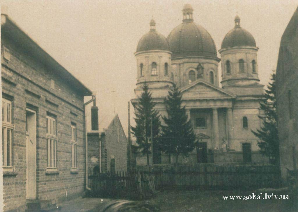м.Сокаль, Церква св. Перта і Павла