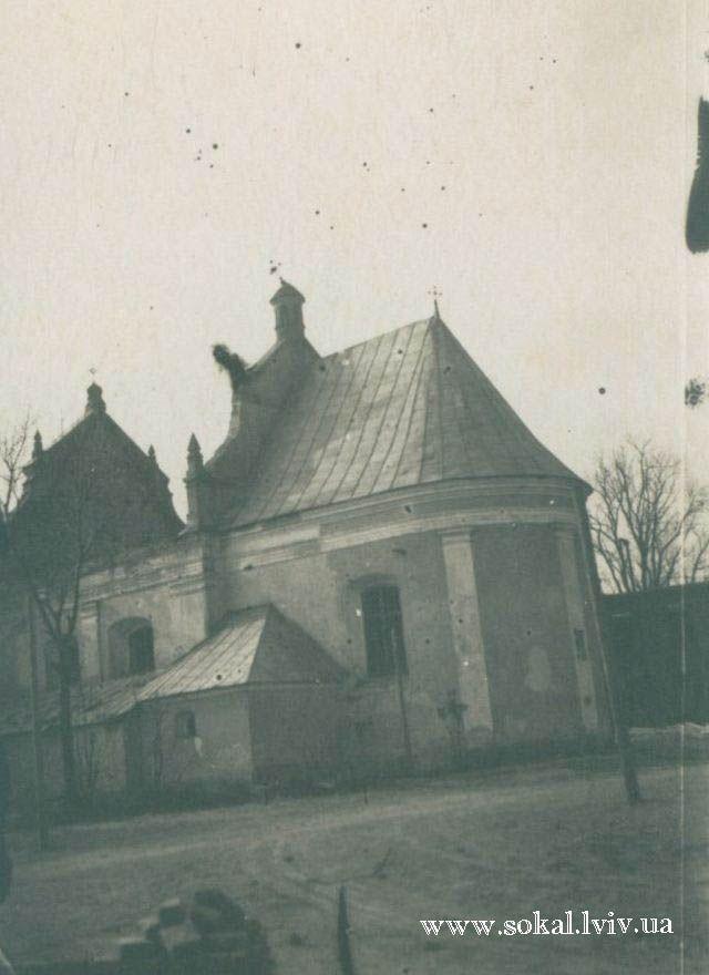 м.Сокаль, Церква св. Михаїла