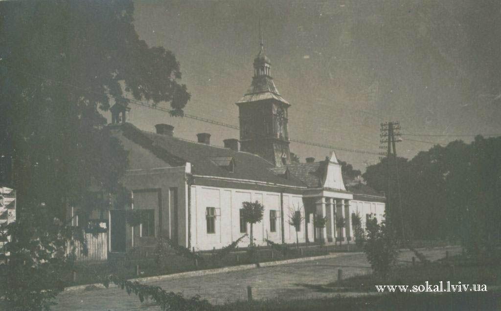 м.Сокаль, Ратуша