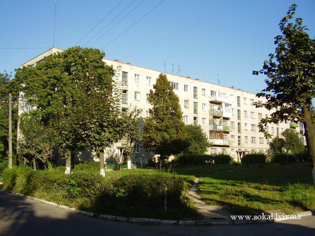 м.Сокаль, вул. Героїа УПА, 9 (колишня Новомагістральна)