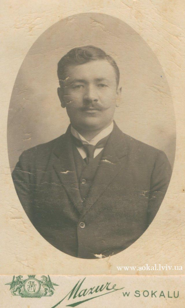 м.Сокаль, Пан Теодор Вибранець