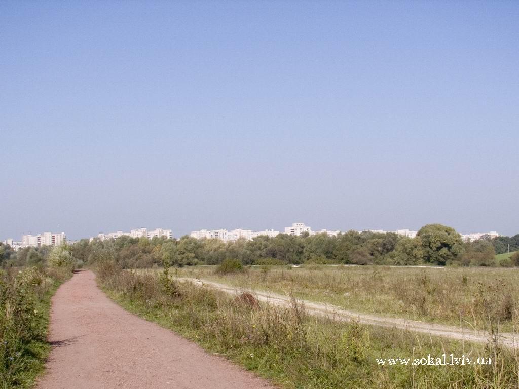 м.Червоноград, Вид на Червоноград