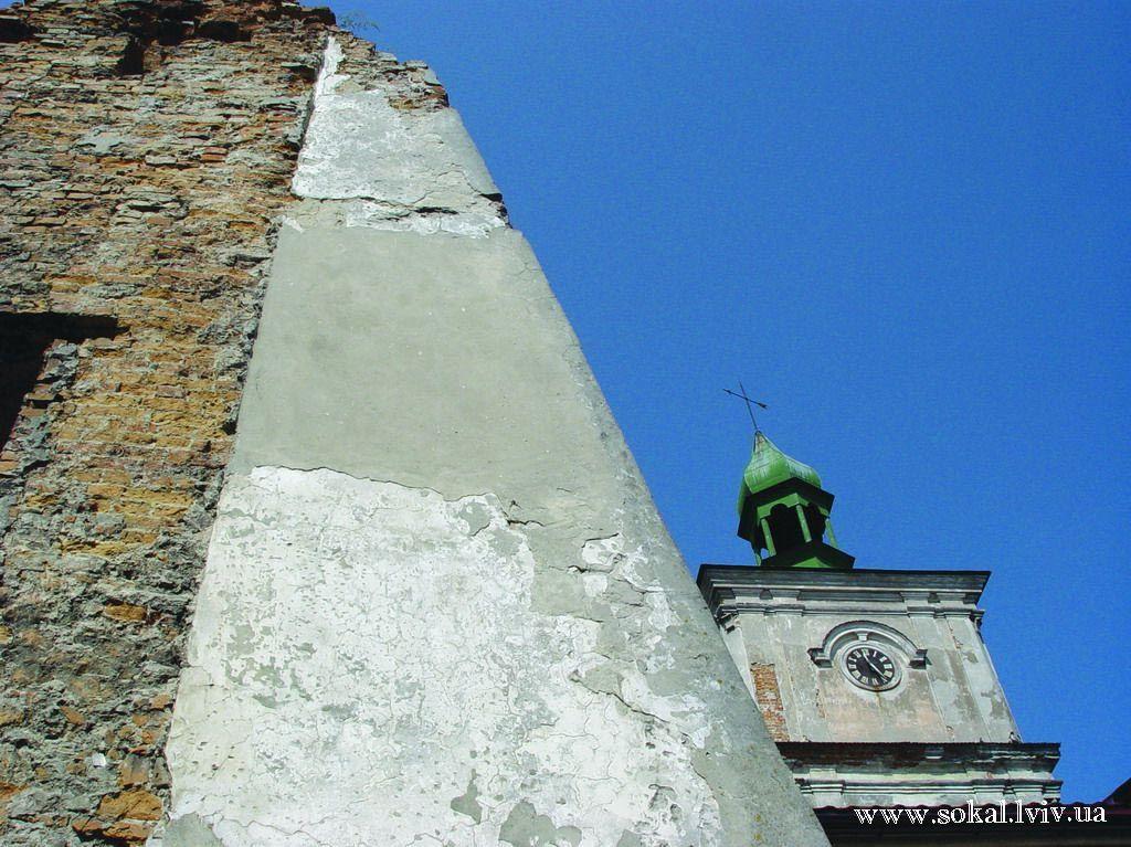м.Белз, Белзька ратушабарокова вежа