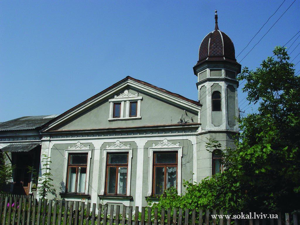 м.Белз, Єврейський будиночок