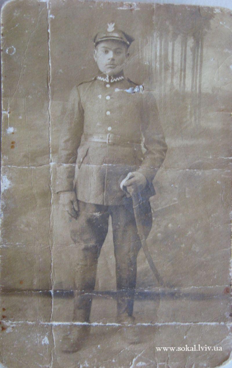 c.Завишень, Гулявський Василь Військо Польське кавалерія