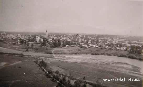 м.Сокаль, Панорама