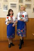 М.Писарук, Т.ГнатюкВ школі мистецтв Ім.В.Матюка