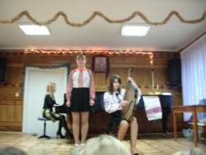 різдвяний концерт в  Сокальській дитячій школі мистецтв ім. Віктора Матюка.