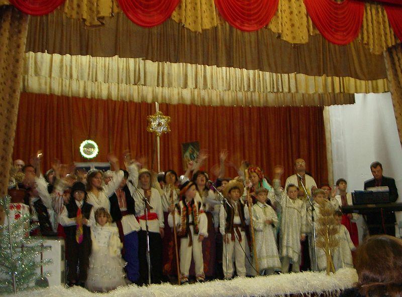 м.Сокаль, Нфші співаки у Львовіхор «Київське благочестя»