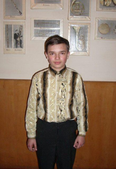 м.Сокаль, Подвійний успіх юного сокальчанина сокальчанин Павло Осос