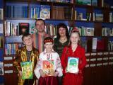 Творчі зустрічі у ЛьвовіБ.Банах, М.Майкут, і юні співаки