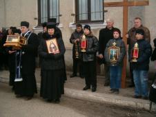 Шляхами землі СокальськоїРеколекції у Сокалі.