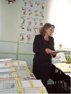 м.Сокаль, освітаЯскраво представляють власні напрацювання учителі англійської мови Т.М. Гребеняк