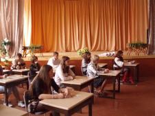 районі конкурс «Випускник року» Сокальську гімназію представляла Діана Поліщук