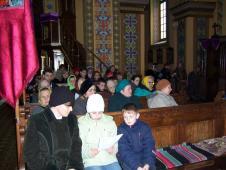 в соборі св.Ап. Петра і Павла
