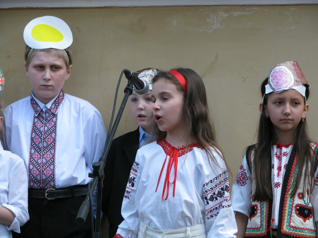 м.Сокаль, Святкування Великодня