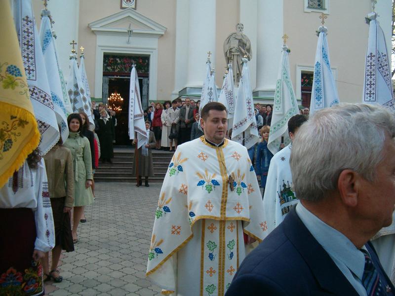 м.Сокаль, Парафіяльне життяВеликдень 2008