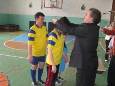 сім'я Андрія Ковальчука, школа-ліцей №4 І місце