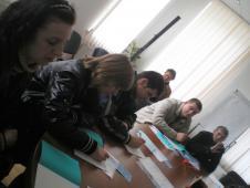 Сокальська Агенція регіонального розвиткутренінг «Психологічні аспекти працевлаштування».