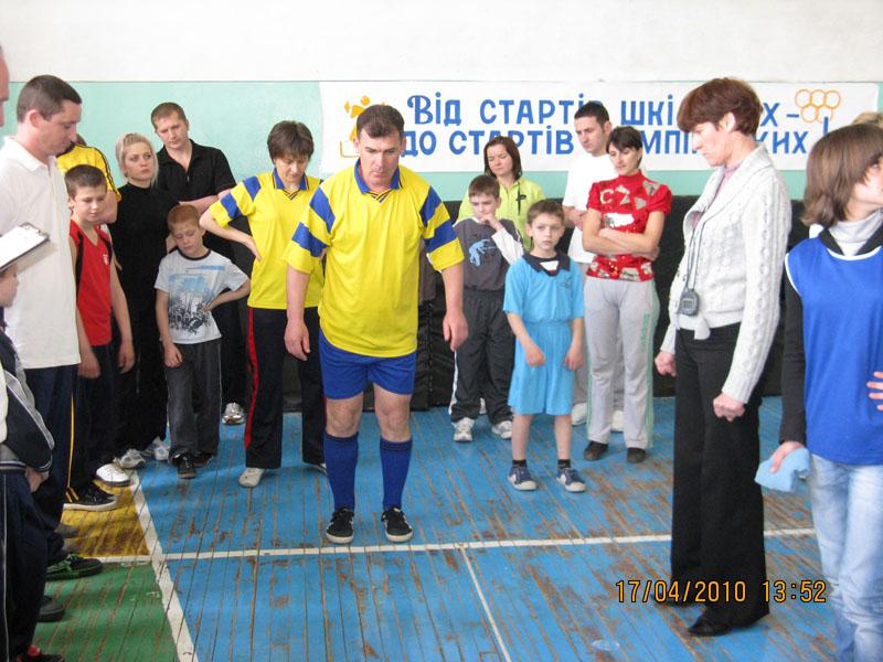 "м.Сокаль, Всеукраїнський фестиваль ""Мама, тато, я - спортивна сім'я""."