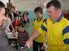 """Всеукраїнський фестиваль """"Мама, тато, я - спортивна сім'я""""."""