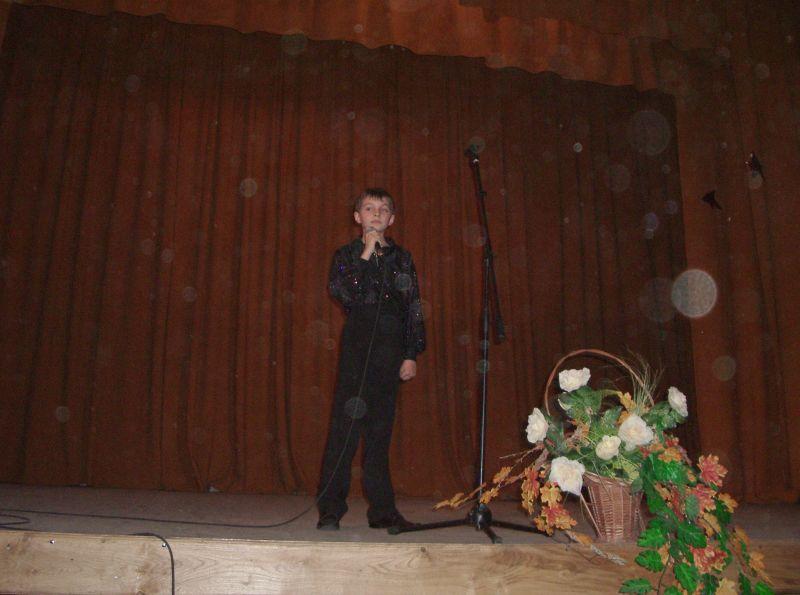 м.Сокаль, Звіт хореографічного відділення