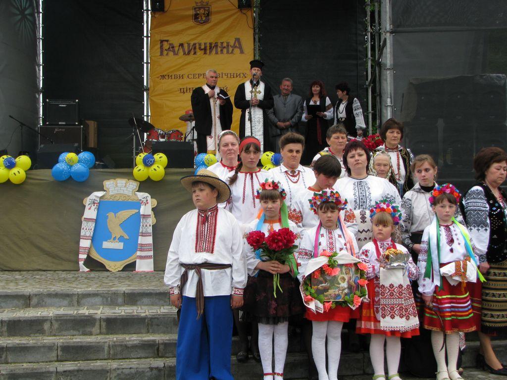 м.Сокаль, День міста - 2008. Сокаль. ФоторепортажСоюз Українок села Скоморохи