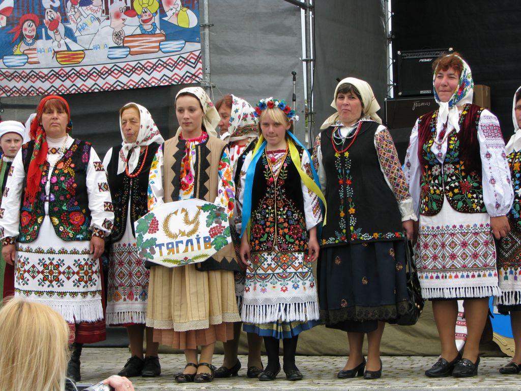 м.Сокаль, День міста - 2008. Сокаль. ФоторепортажСоюз Українок села Тяглів