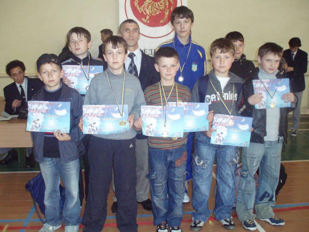 м.Сокаль, Першість області з карате-до Шотокан за версією WKC
