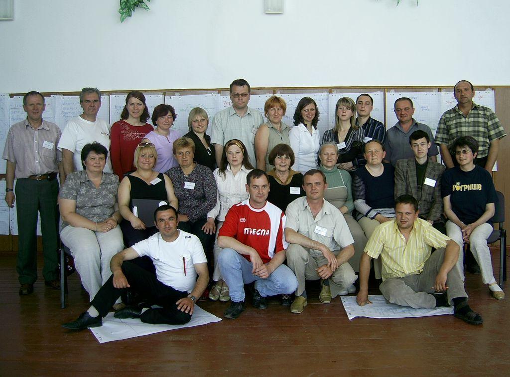 м.Сокаль,  «Корпус Волонтерів для сільських громад»