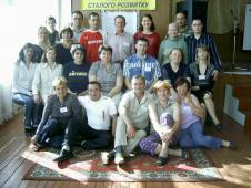 «Корпус Волонтерів для сільських громад»