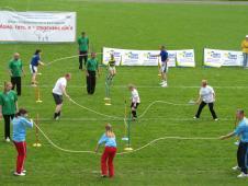 Змагання «Тато, мама і я – спортивна сім'я»
