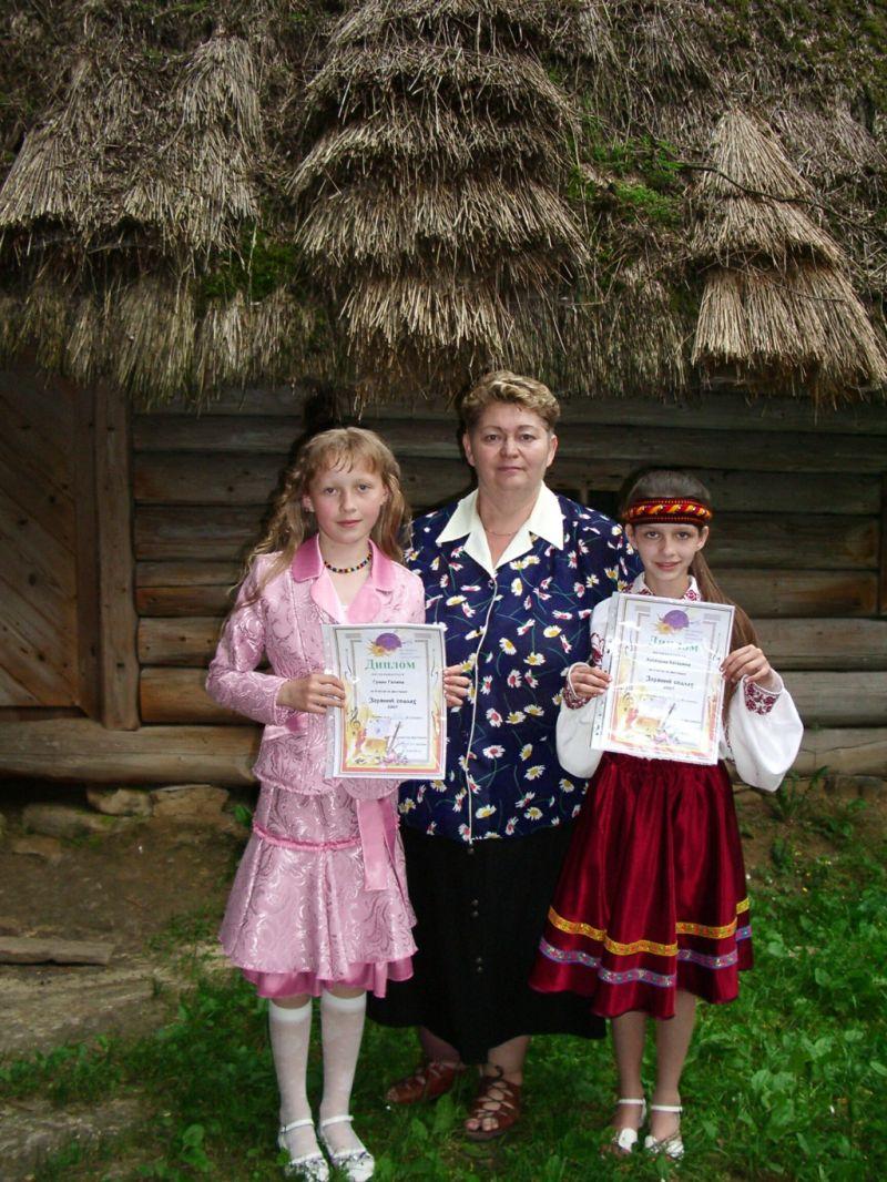 ІІІ фестиваль дитячої юнацької пісні