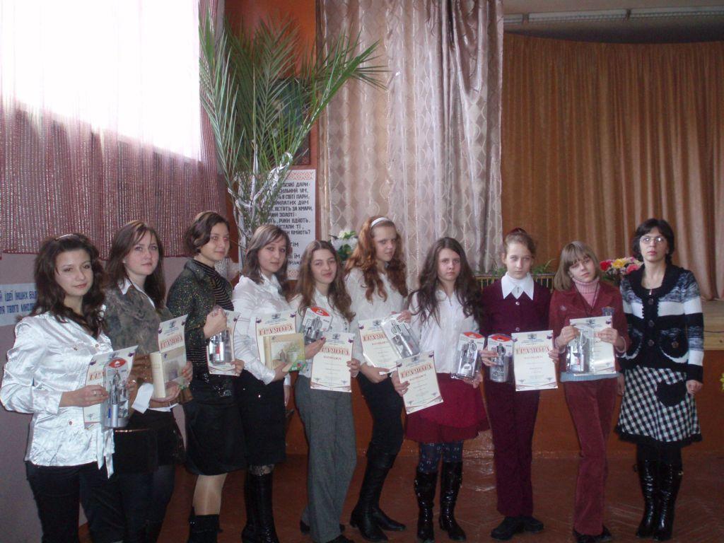 освітаКонкурс знавців рідної мови ім. Петра Яцика цього року став особливим. Усі учасники-гімназисти стали переможцями районного етапу.