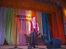 Лютий 2009року. Ми готуємося до районного конкурсу «Сокальський парубок». Сокальську гімназію представлятиме РоманДмитрів, учень 6-Б класу.