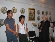 Виставка  народної майстрині Русу Міци (Румунія-Італія)