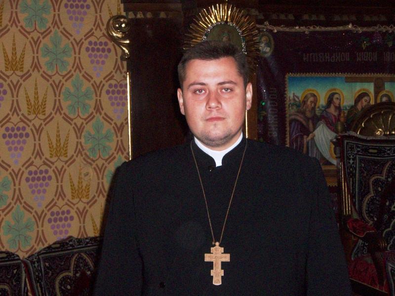 м.Сокаль, Прийміть сердечні привітання з Днем народження! священник Ярослав