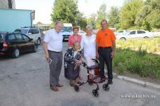 Сокальська центральна районна лікарня отримала гуманітарну допомогу від «Рідне Полісся»