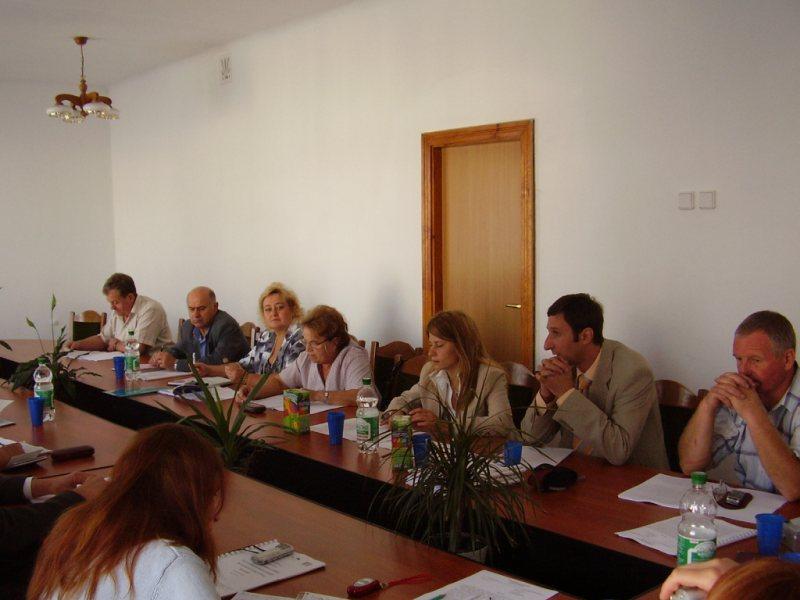 м.Сокаль, Прес-релізучасники круглого столу