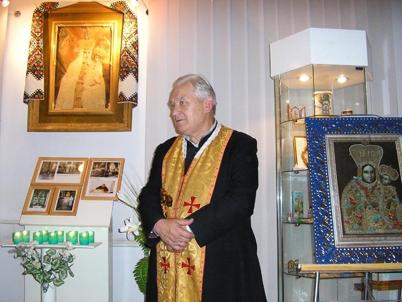 м.Сокаль, вшанування Чудотворної ікони Матері Божої Сокальської Потішення