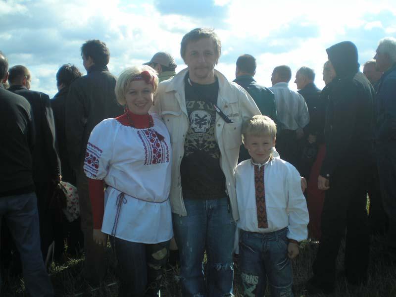 м.Сокаль,  Дні добросусідства на СокальщиніФото із Ігором Пелехом