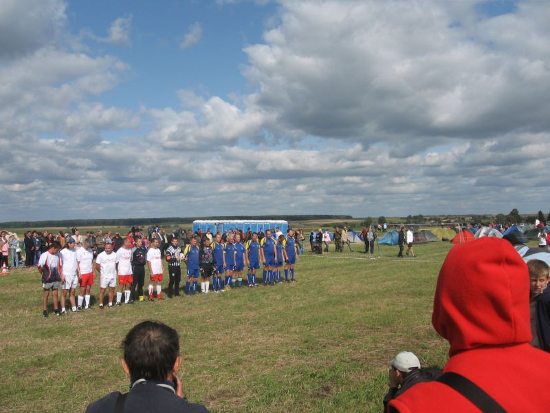 м.Сокаль, дні  добросусідства на Сокальщиніфутбол без границь