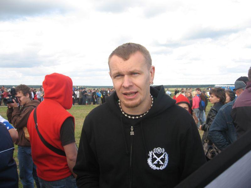 м.Сокаль, дні  добросусідства на СокальщиніСашко Положинський теж грає у футбол