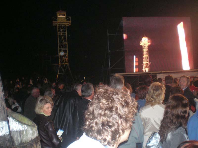 м.Сокаль, дні  добросусідства на Сокальщиніконцерт на кордоні