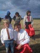 День міста - 2008. Сокаль. Фоторепортажакція вдягни українське