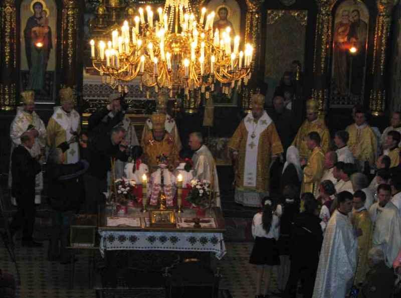 м.Сокаль, Парафіяльне життя15-та річниця єпископської хіротонії вл. Михаїла Колтуна